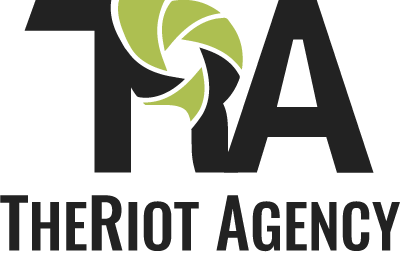 TheRiot Agency Mobile Retina Logo